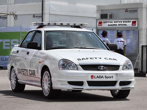 lada dtm safety car