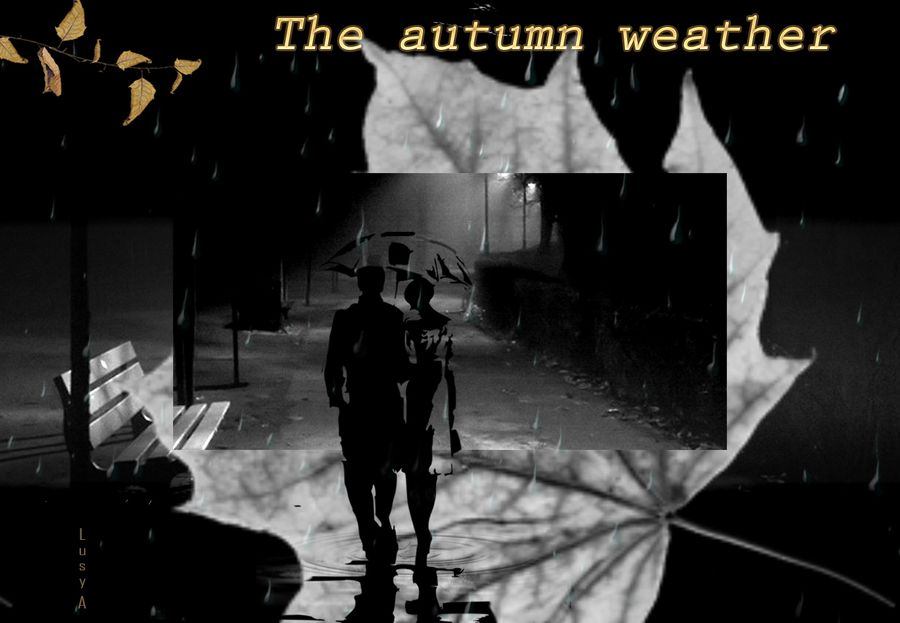 The autumn weather (4)