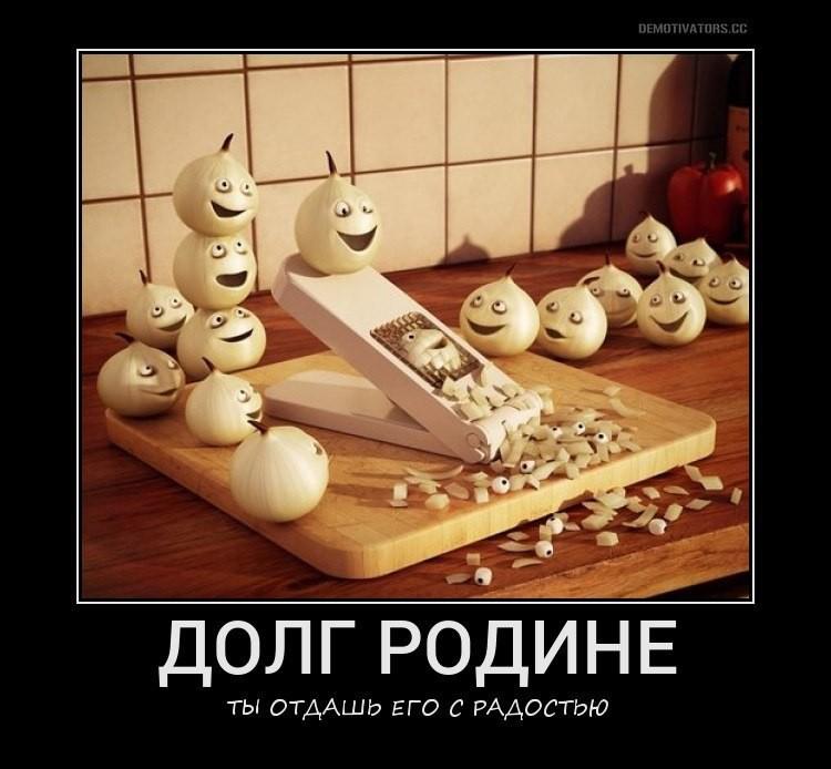 ДОЛГ РОДИНЕ