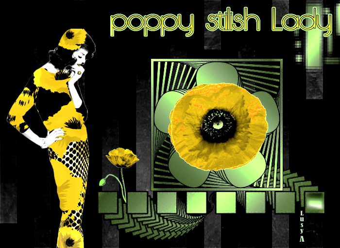 poppy stilish Lady (2)