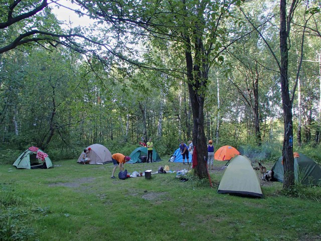 6. Лагерь