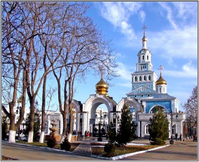 pravoslavnaya tserkov