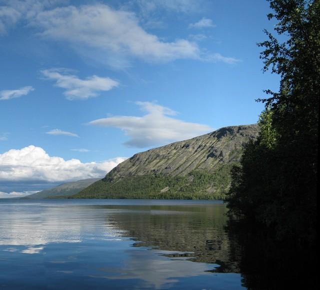 3 озеро
