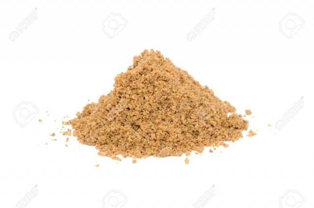 9999046-Pile-of-Sand-Isolated-on-White-Background-Stock-Photo