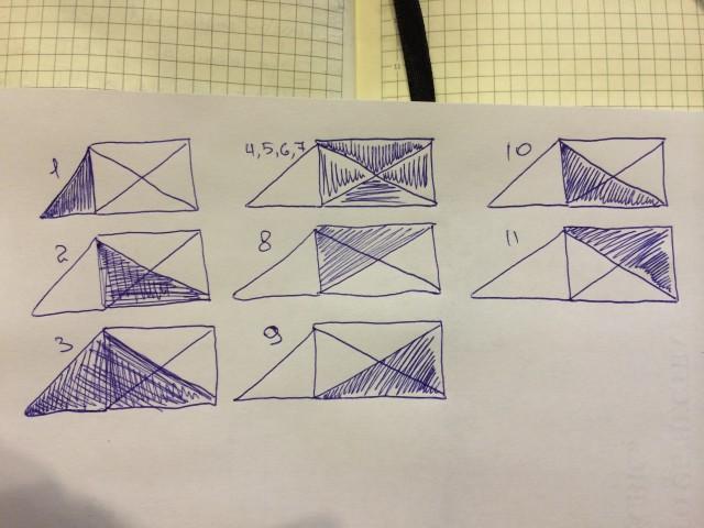 11 треуг