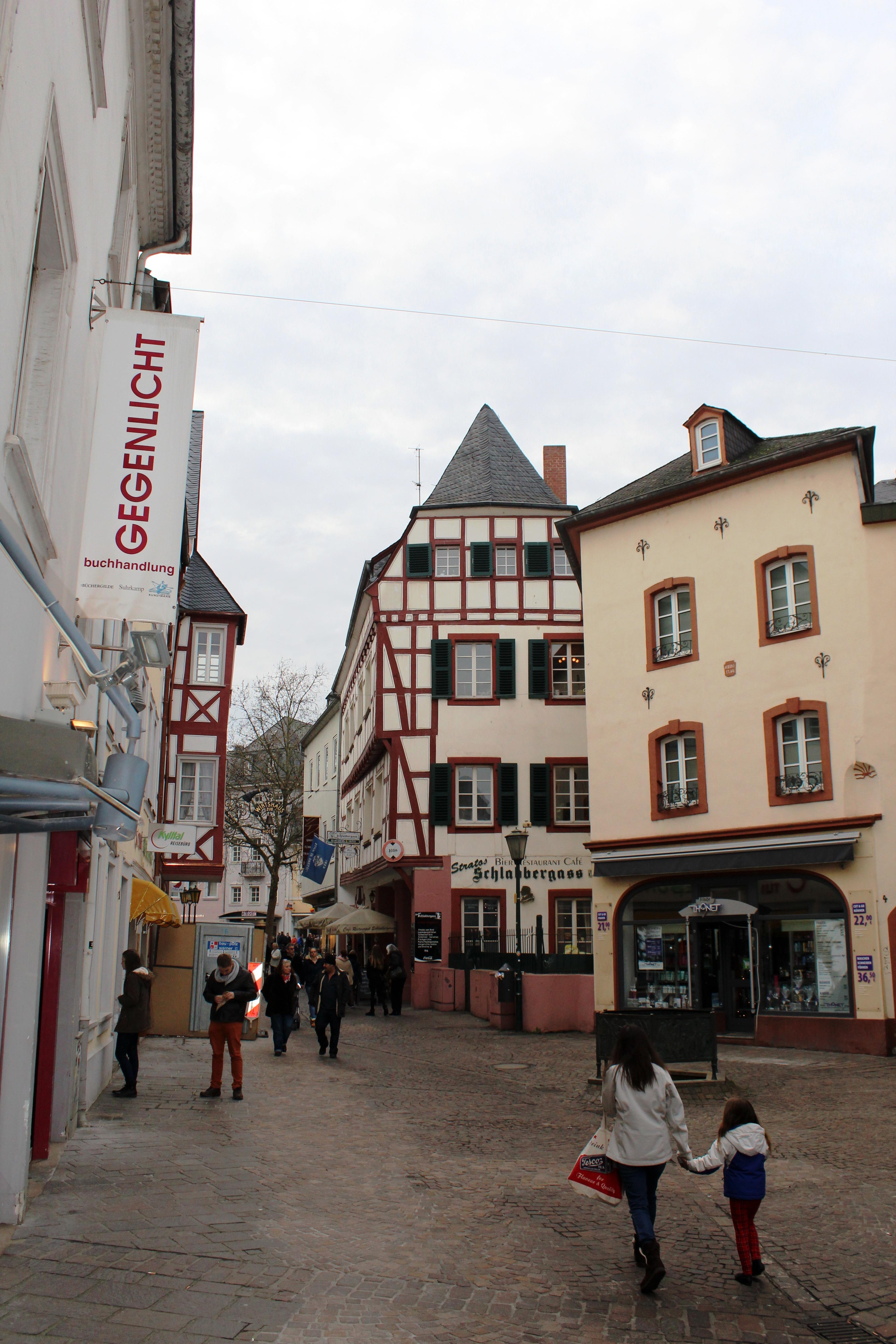 Trier, Deutschland.