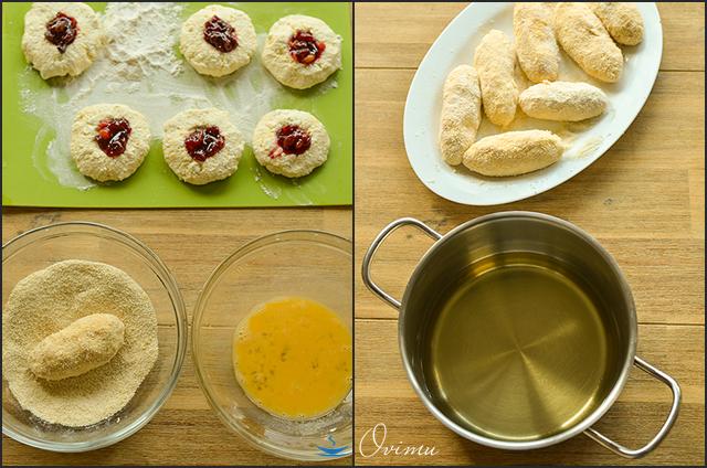 Сырники по киевски рецепт с фото