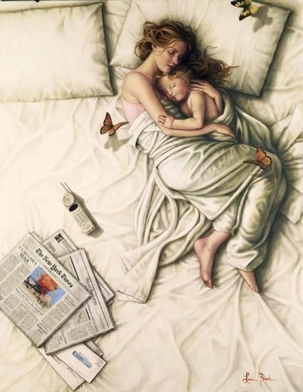 сп ночи мама и дитя