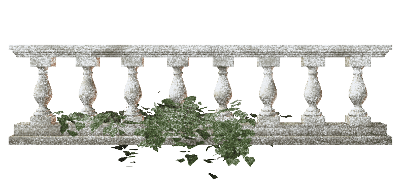 камень ограда