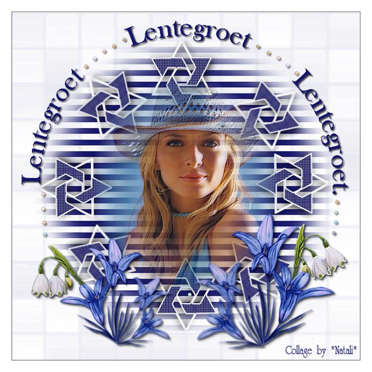 17.04.2018 Lente groet