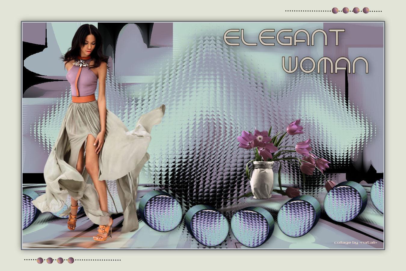 24.04.2018 Elegant woman