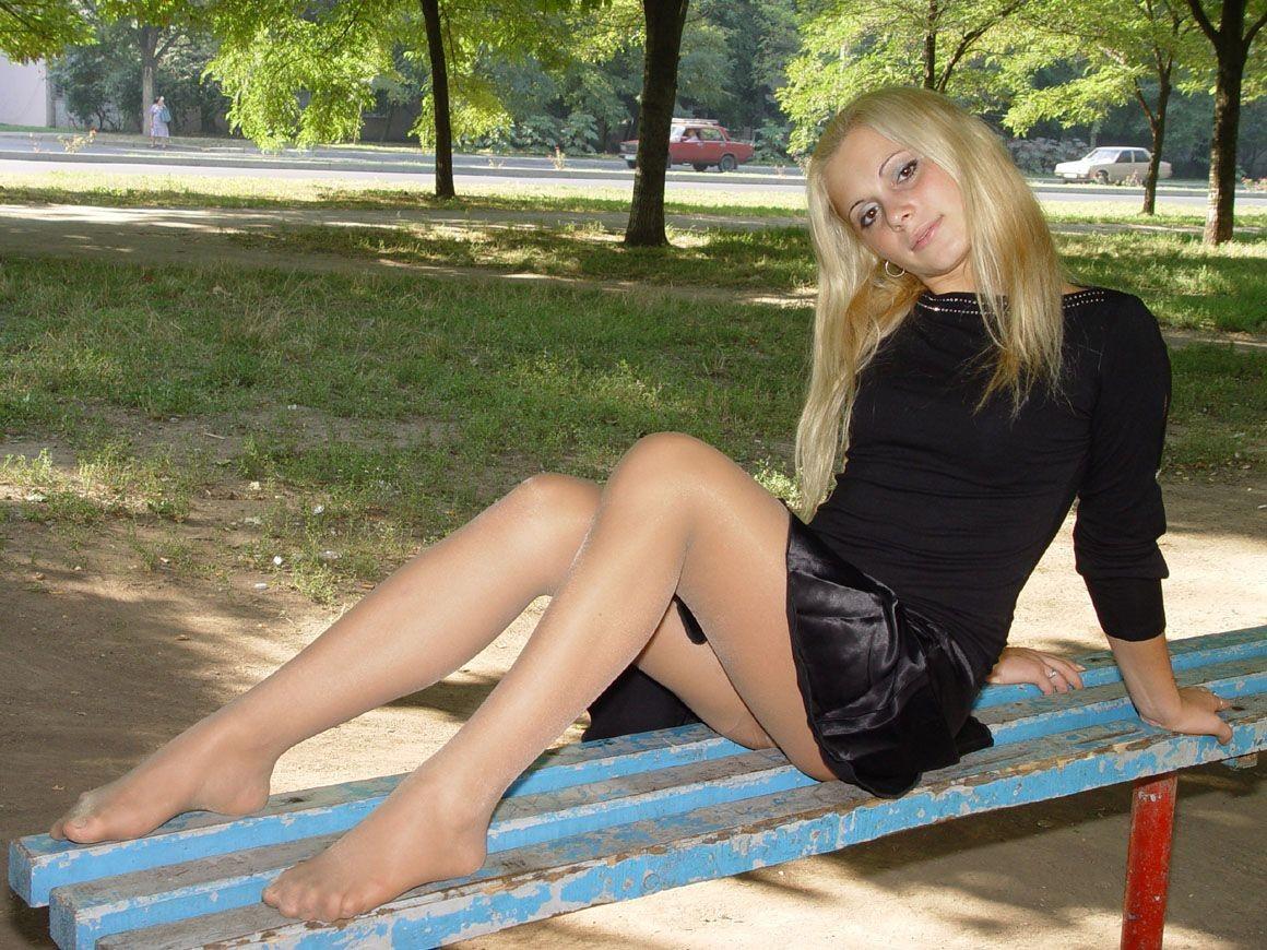 Фото девушек в телесных колготках 2 фотография