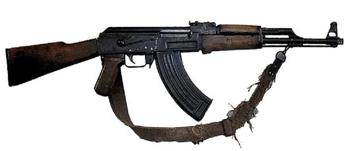 Теги. АК-47, СССР.