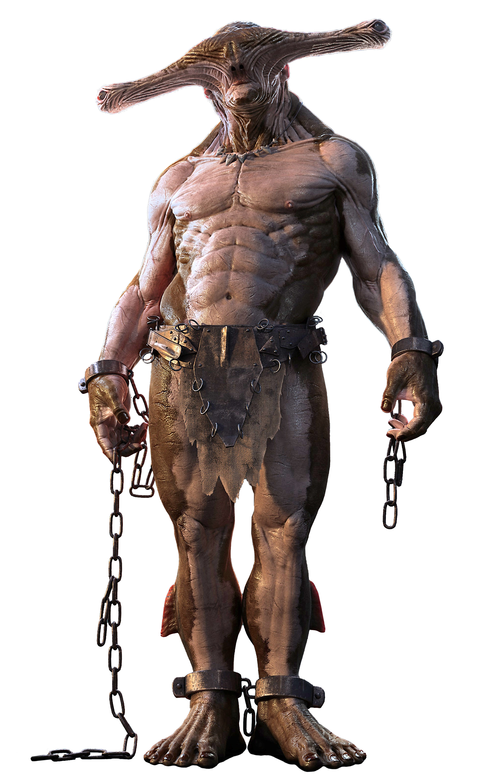 3d monster toon fantasy naked download