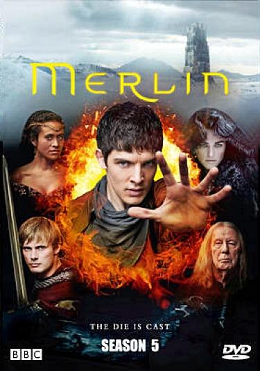 Merlin-Season-5-2012--Front-Cover