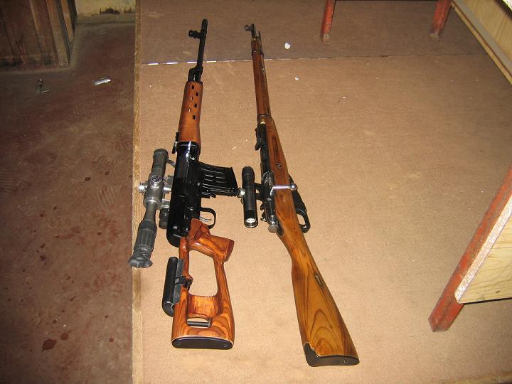 Снайперской винтовки и как ее сделать 33