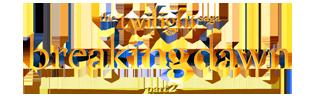 The Twilight Saga Breaking Dawn - logo