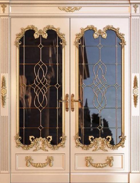 Красивые двери межкомнатные фото