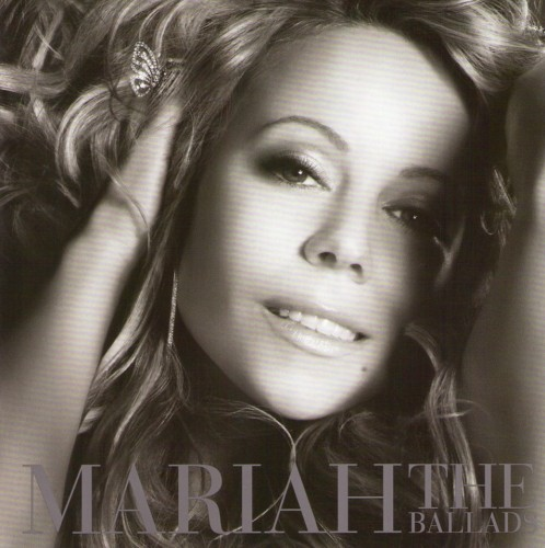 Mariah Carey - The Ballads - Front