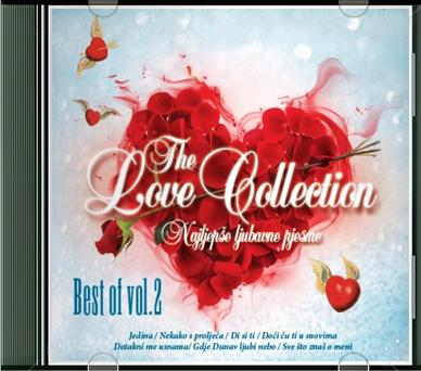Najljepse Ljubavne Pjesme (Best Of) Vol. 2 (2013)