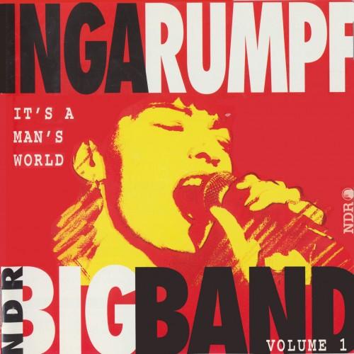 Inga Rumpf & NDR Big Band - It´s A Man´s World - Front