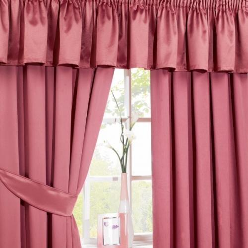 Как сшить шторы с ламбрекенами своими руками - Самодельные