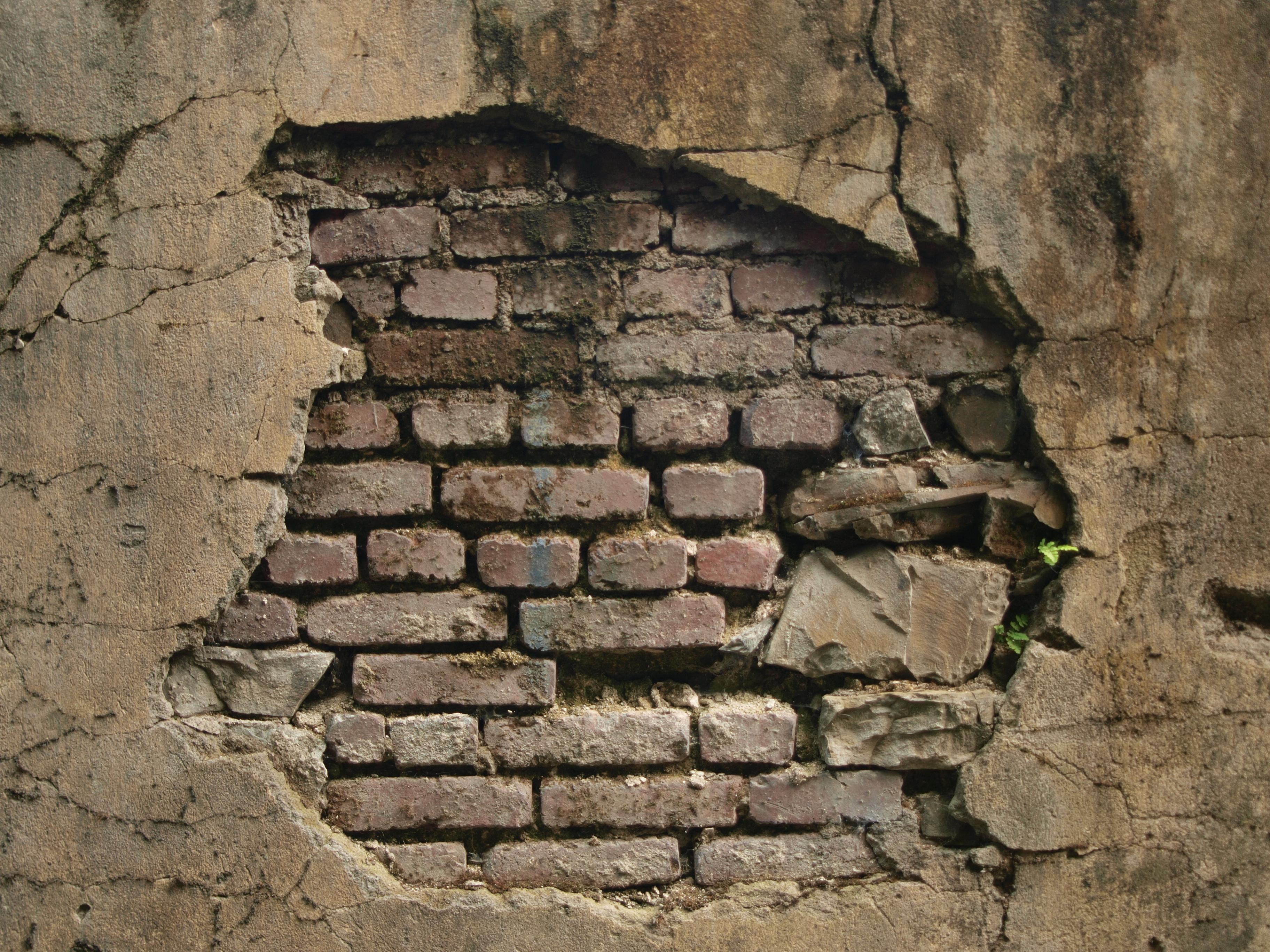 Textures of brick walls (23)