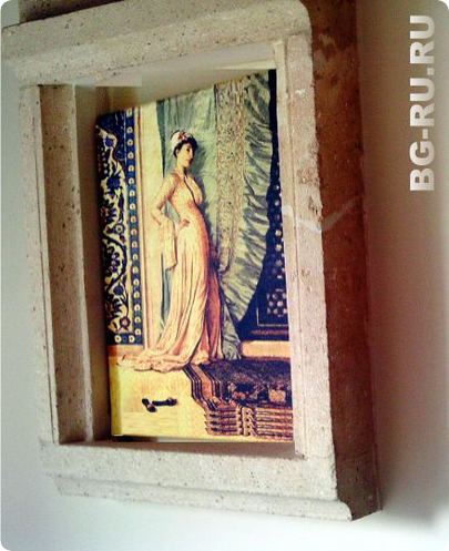 Картины в номере отеля