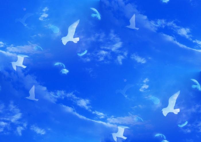 небо без швов
