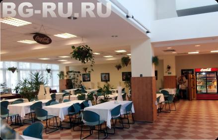 Ресторан для студентов