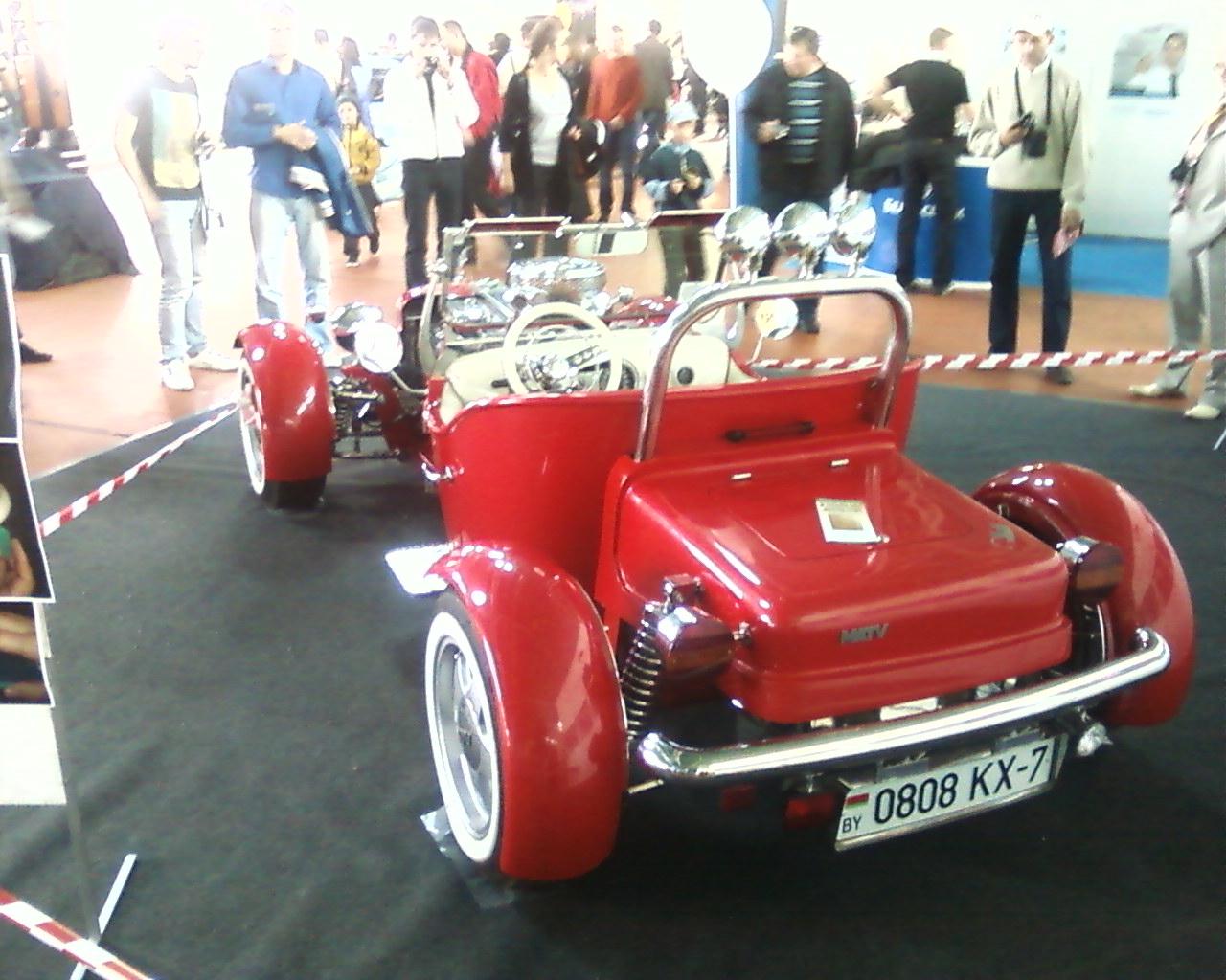 Белорусский автопром. Моторшоу 2011год