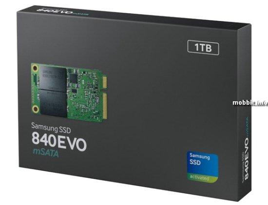 Первый в мире SSD на 1 ТБ