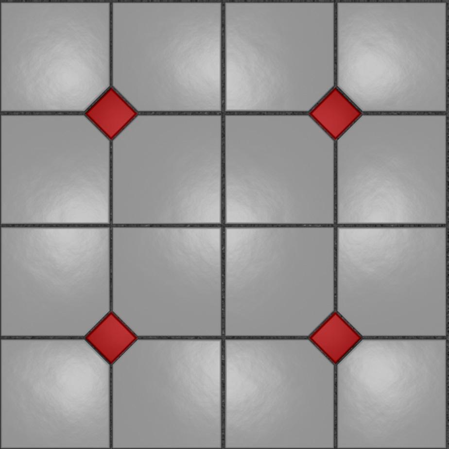 Finishes.Flooring.Tile.Diamond.Red