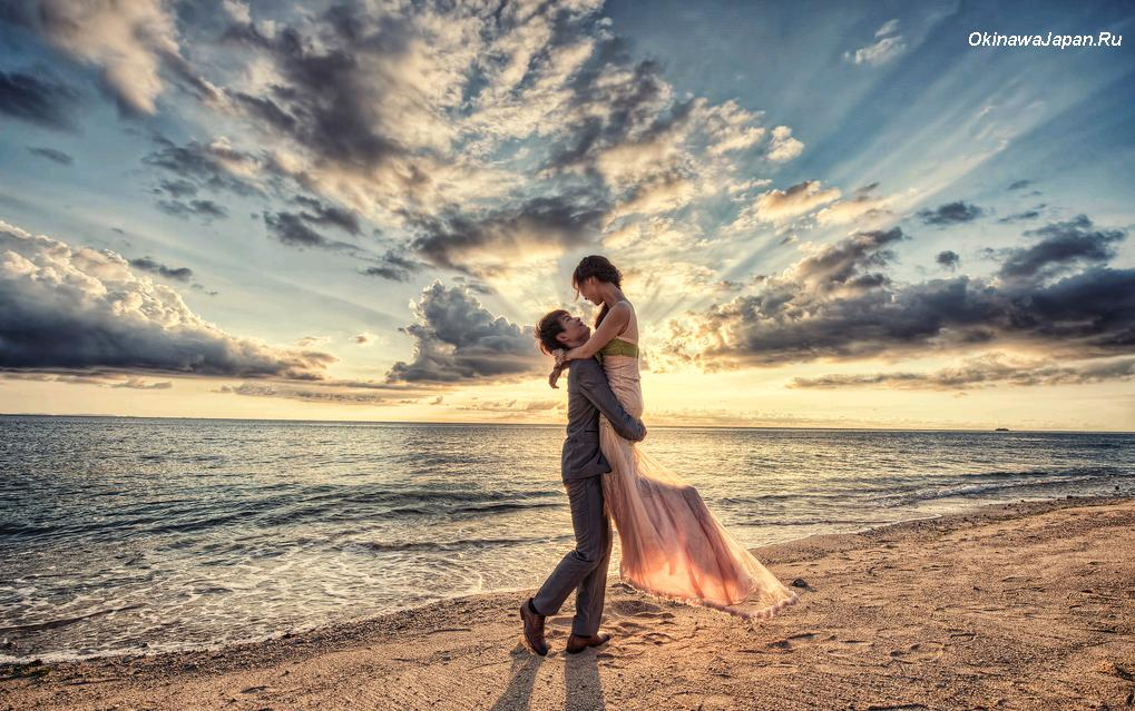 Свадьба в префектуре Окинава