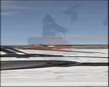 Мини-снегоход Пегас