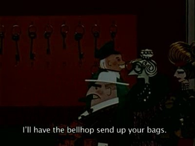 мистер твистер мультфильм