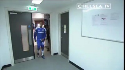Chelsea FC - FA Cup Final 2012 dressing room celebrations