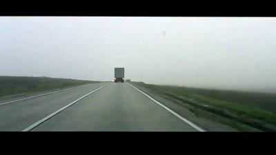 сигналы дальнобоев на дороге