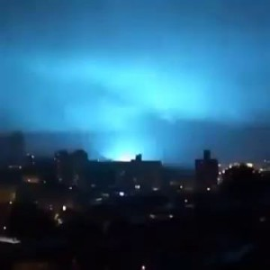 Meteor Hits Brazil causing meteor fireball over Recife 2014