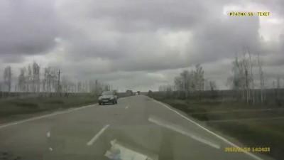 ДТП под Бузулуком.