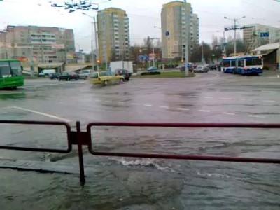 Потоп на Пушкинской