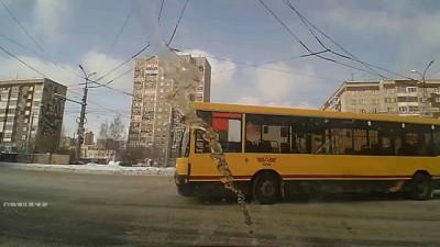 Атака автобусов