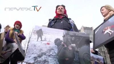 Марш Мира - Москва - 15 03 14