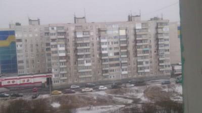 Погода в Мурманске 23.04.2016