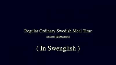 sweedish!