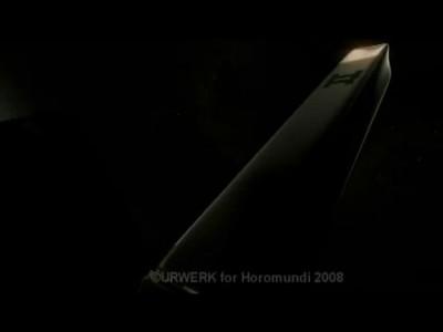 Urwerk 202 Automatic - Twin Turbine Hammerhead