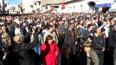 Харьков митинг 23.03.2014