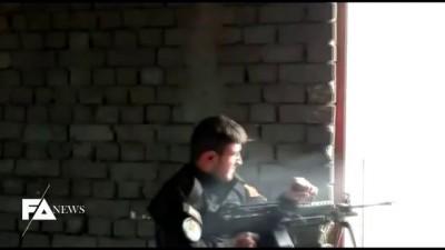 Iraqi Special Operations Forces (ISOF): M249 Machine Gun Suppressive Fire