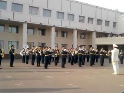 Gangham Style в исполнении оркестра Министерства Обороны РК