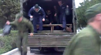 Вот как в армии ездят в баню